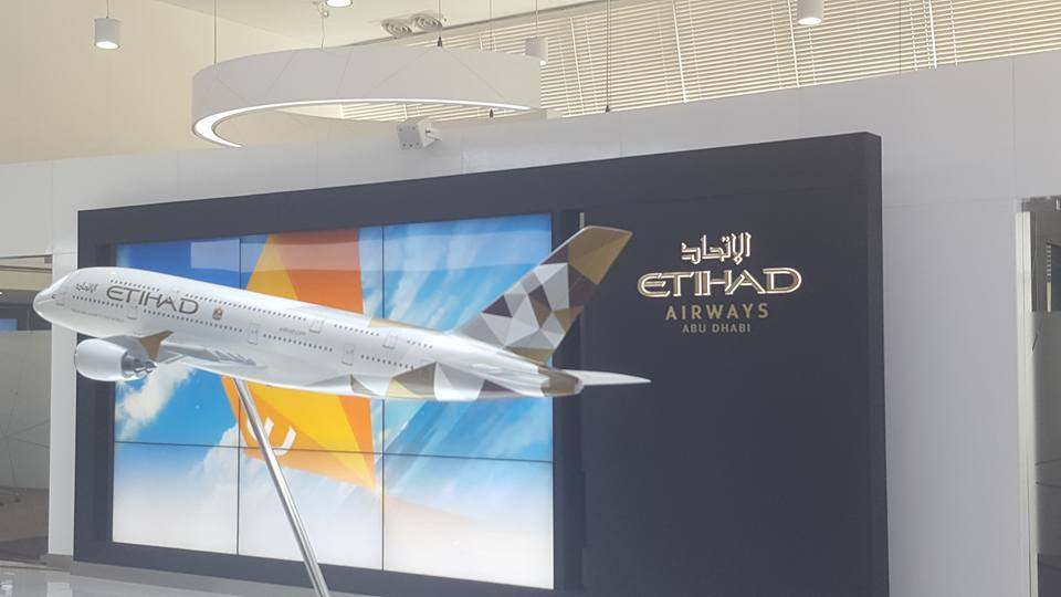 Jenny Fletcher, Business Travel Consultant based in the Belfast Office shares her FAM trip with Etihad Airways to Abu Dhabi