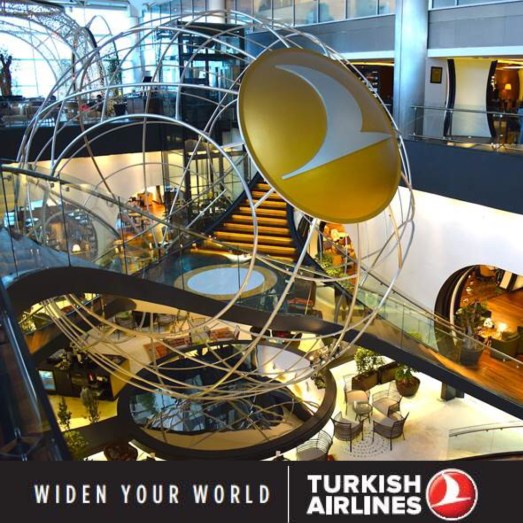 Turkish Airlines VIP Lounge Istanbul Airport