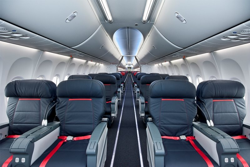 Turkish Airlines Business Class 737-900ER